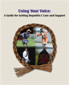 Aboriginal - Using your voice
