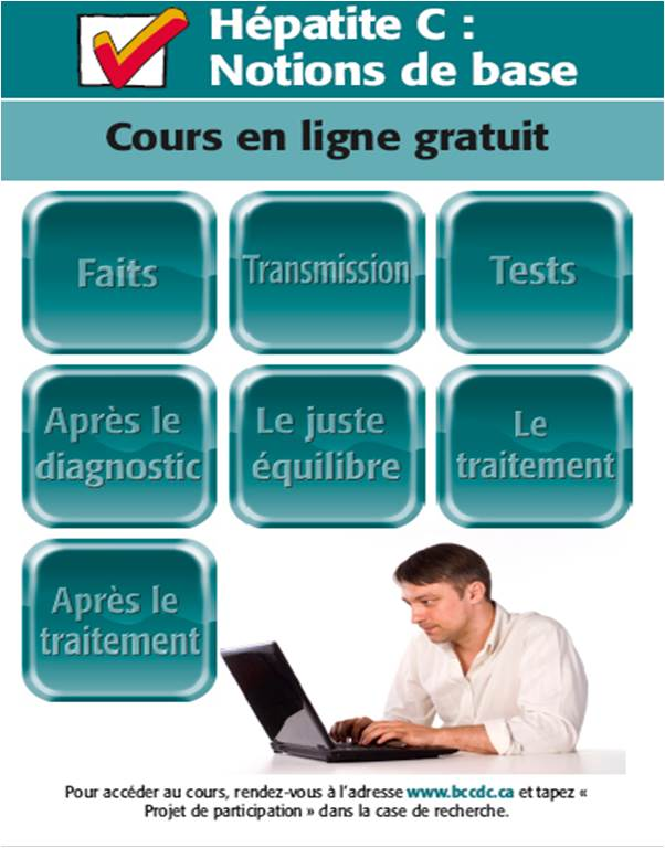 Basics poster - French