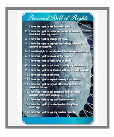 Bordered - Inuit - Bill of rights