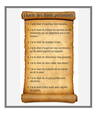 Resources - Bordered - French - Bill of rights